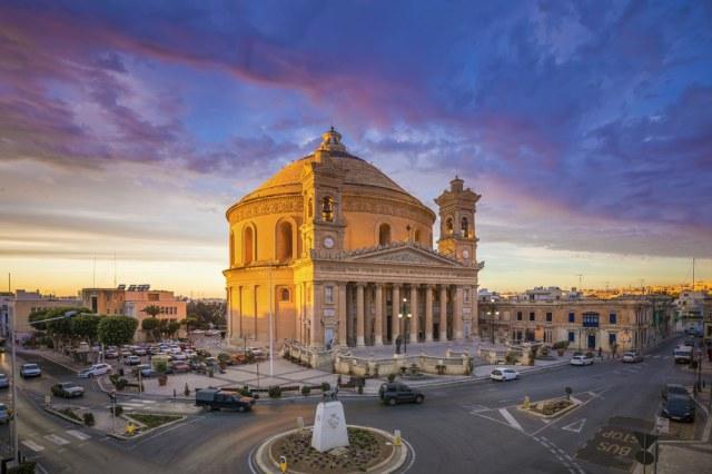 Rotunda, Mosta Malta