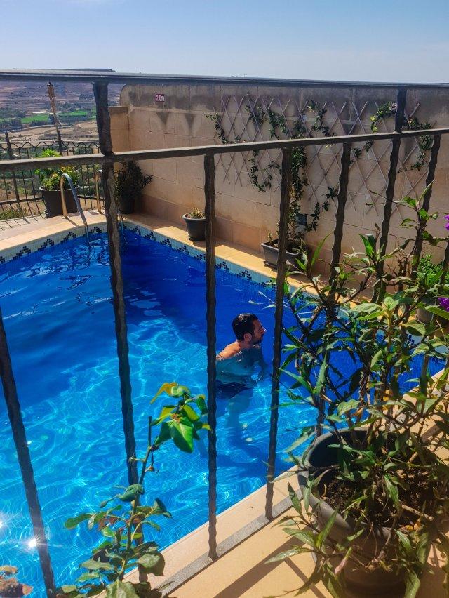 Farmhouse with a pool, Gozo, Malta